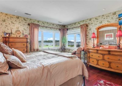 Bella Vista MD Master Bedroom with view
